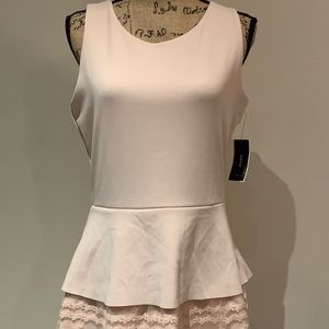 Light pink flare dress 👗
